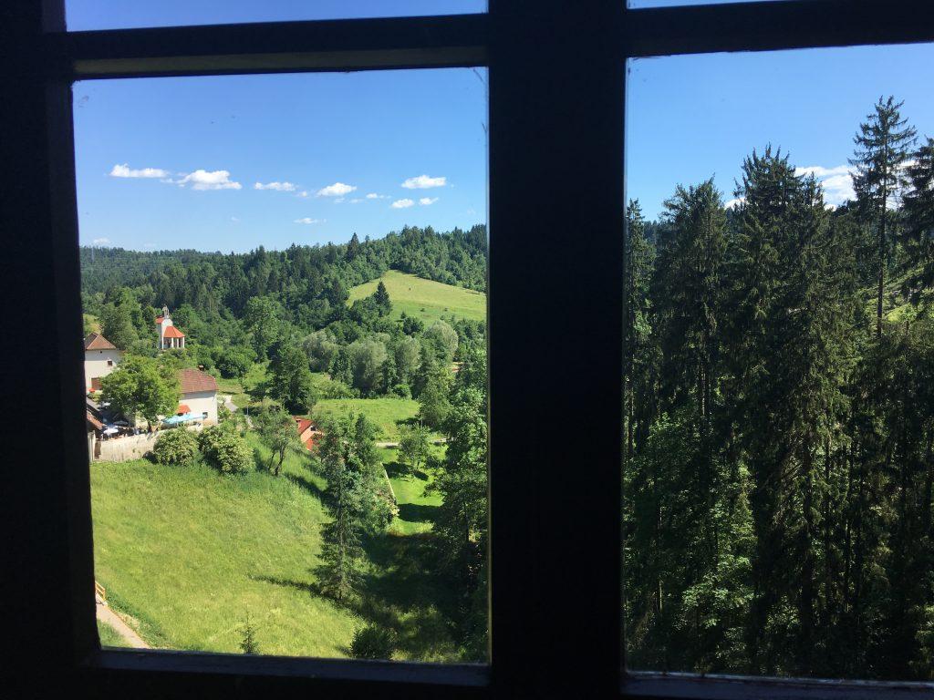 Slovenia i castelli