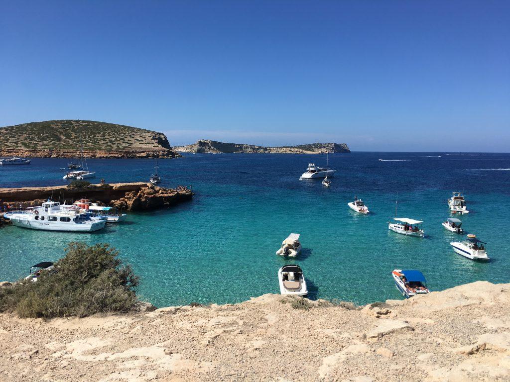 estate a Ibiza Baleari Cala Compte