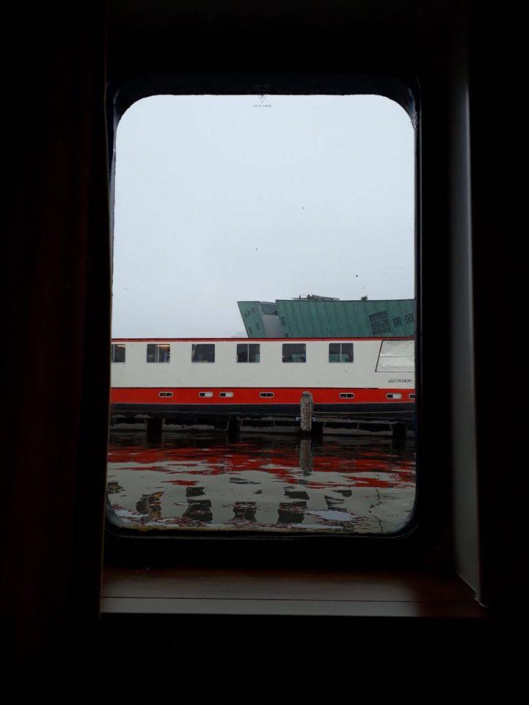 dormire in barca Amsterdam