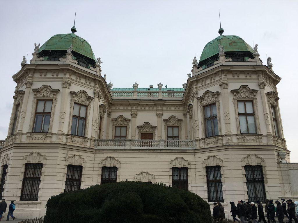 Belvedere superiore Vienna