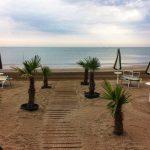 la spiaggia di lido altanea