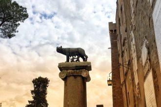 il simbolo di Roma