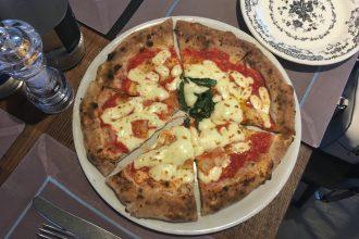 la pizza napoletana in Brianza