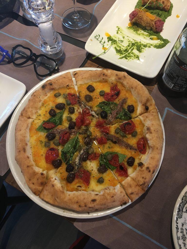 pizza napoletana corrado scaglione