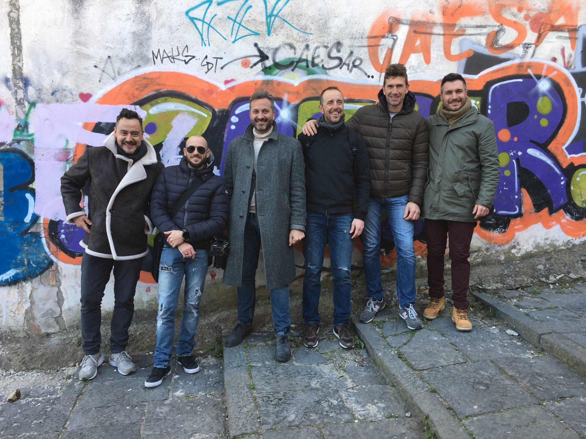 travel blogger progetto #napoliperme