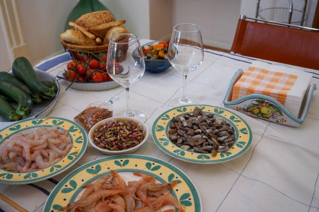 mangiare pesce a catania