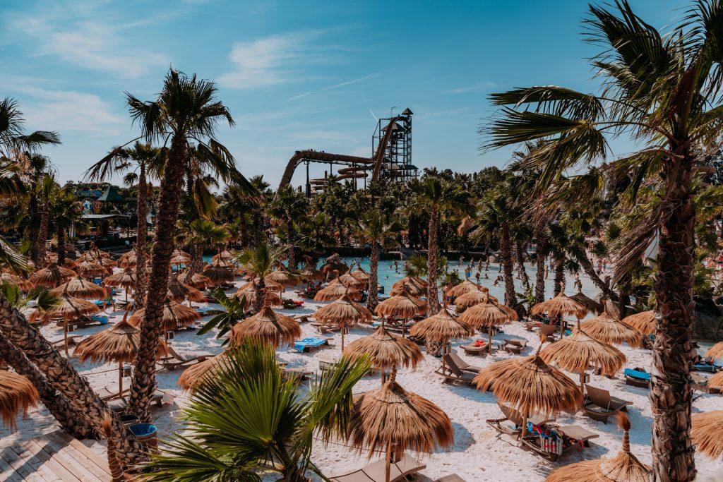roatan attrazione caraibica al parco a tema acquatico di jesolo