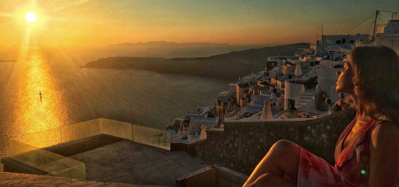 dove vedere i più bei tramonti di santorini