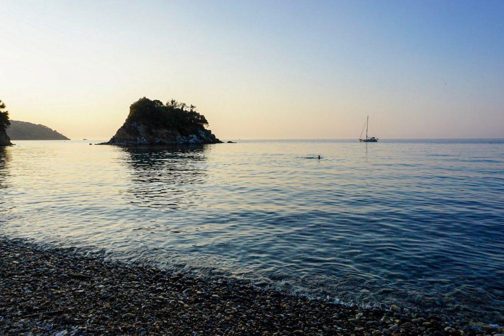 spiagge consigliate isola d'elba