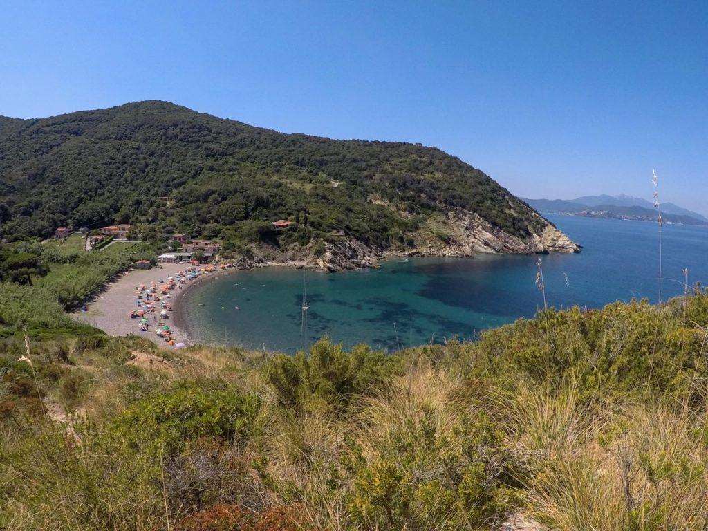 dove fare trekking sull'isola d'elba
