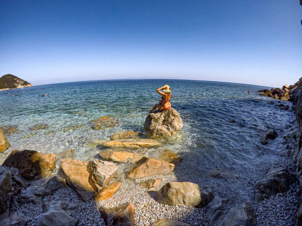 le migliori spiagge dell'isola d'elba