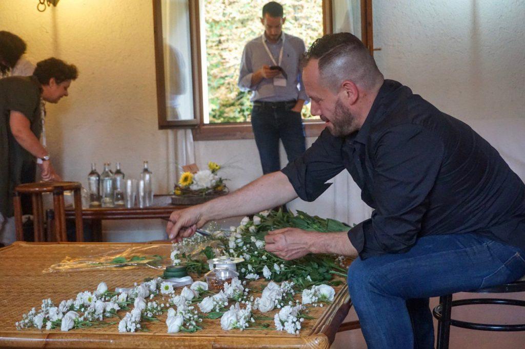 fiorista matrimonio provincia di treviso
