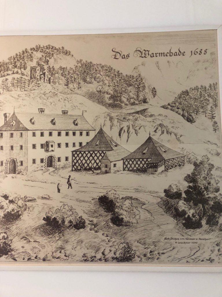 la storia delle terme di villach