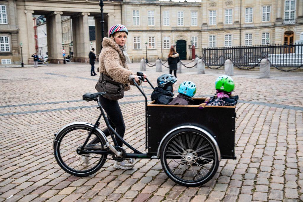 città europee da girare in bicicletta: copenhagen